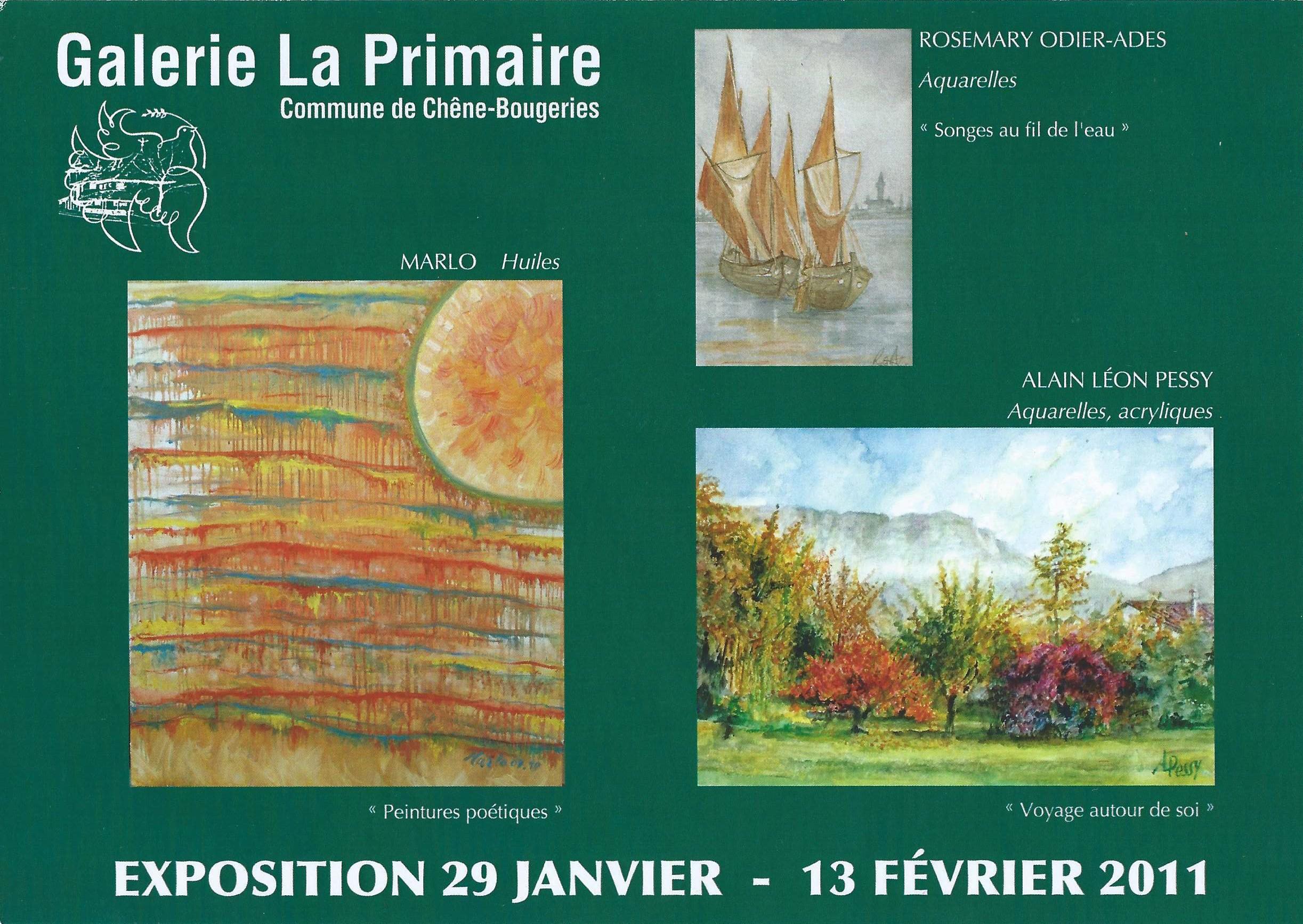Exposition La Primaire 02,2011