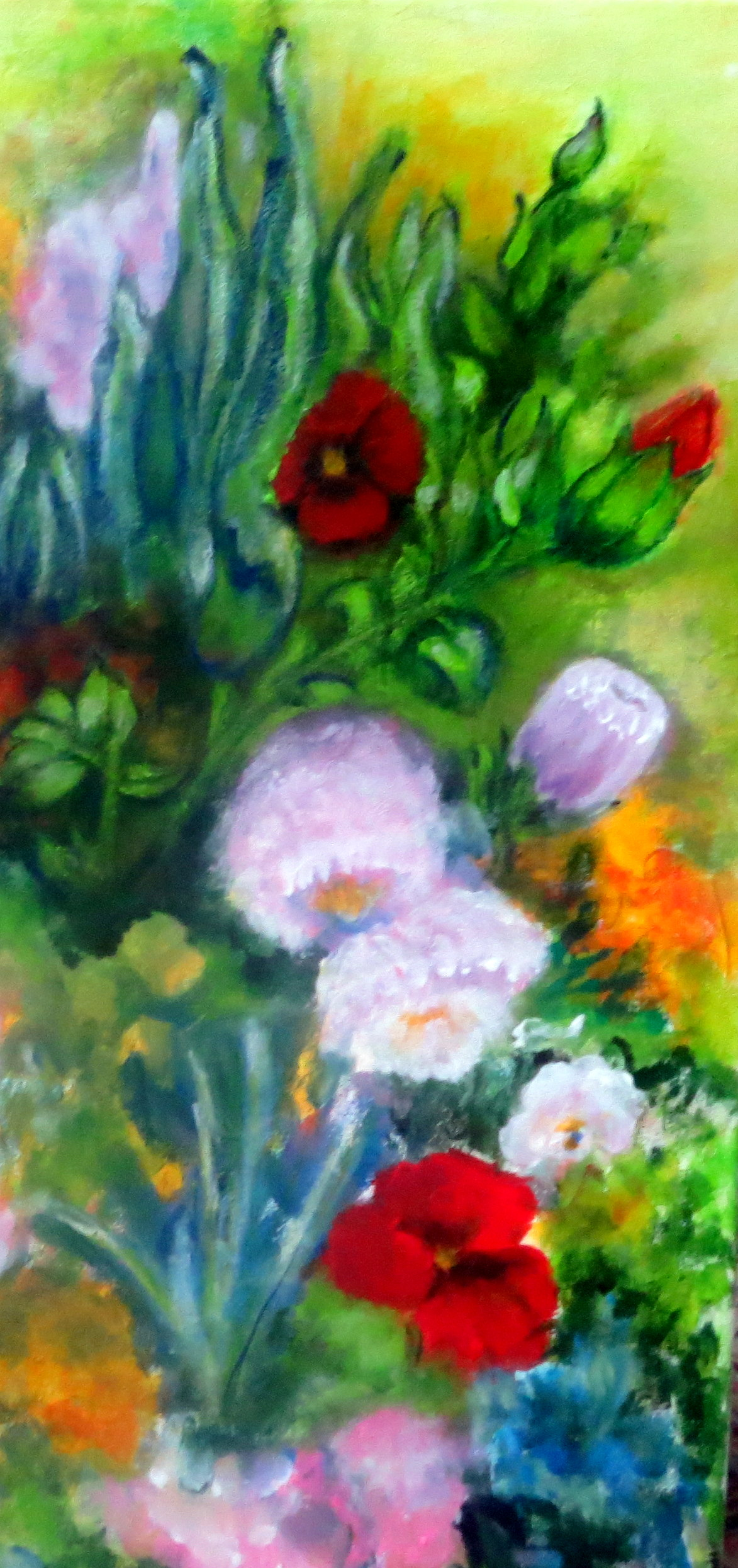 Summer garden detail 4