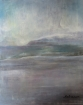 Milky mist, 02.2016. 40-50 cm, acrylique, brush