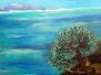 Acrylique -Images de la nature