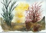 Branchages d'hiver 24/30 cm SOLD