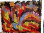 Passion de couleurs, 60/50cm