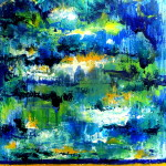 Green and blue vibration. Acrylic. 40W-50Hcm, 2cm .jpg