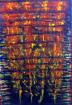 COVID-19...THE LOCKDOWN ...again? Acrylic on canvas 80 x 60 cm.31.07.2010