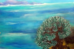 Acrylique -Images de la nature