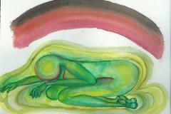 Aquarelles - Illustrations sentiments, émotions