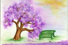 aquarelles - images de la nature