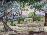 Vue de Provence