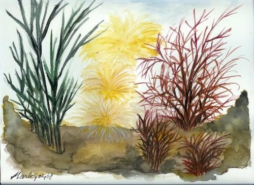 Branchages d'hiver Vendu
